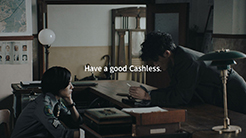 三井住友カード 企業 Thinking Man篇 第2話