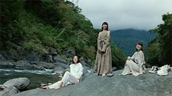 クラシエ肌美精マスク とびこみ篇/ランタン篇/夜市篇/ロング篇