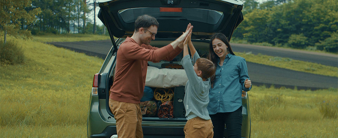 Subaru Global FORESTER