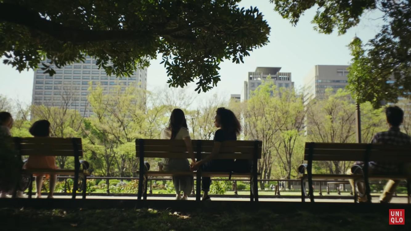 UNIQLOLifeとWear 2021 Spring/Summer エアリズムインナー篇