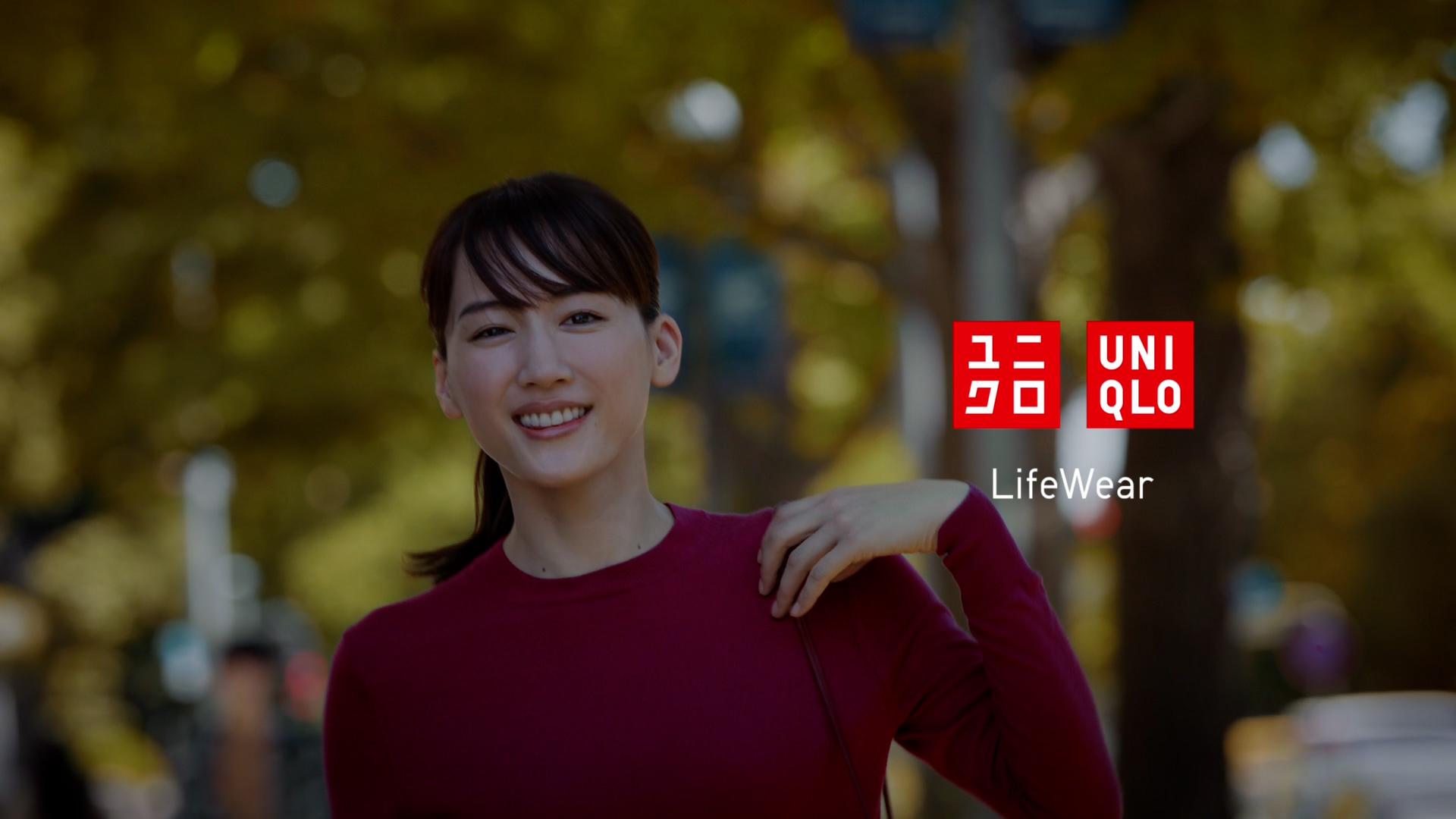 UNIQLO 21FW  LifeとWear 洗えるウール篇